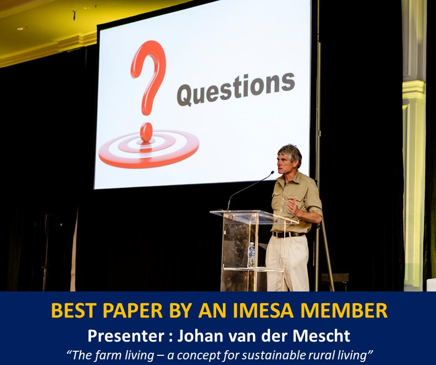best-paper-imesa-member